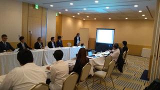 にいがたGIS協議会総会セミナーにてN²EMの紹介を行いました。