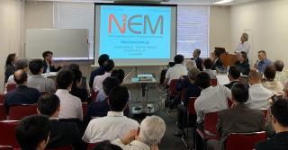 JVOAD全国フォーラムにてN²EMの紹介を行いました